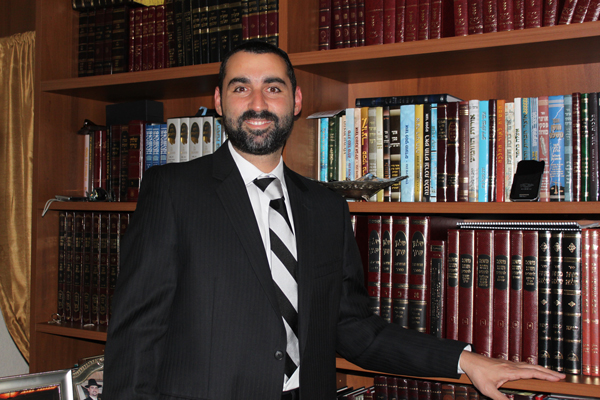 Personal Injury Lawyer Isaac Benmergui